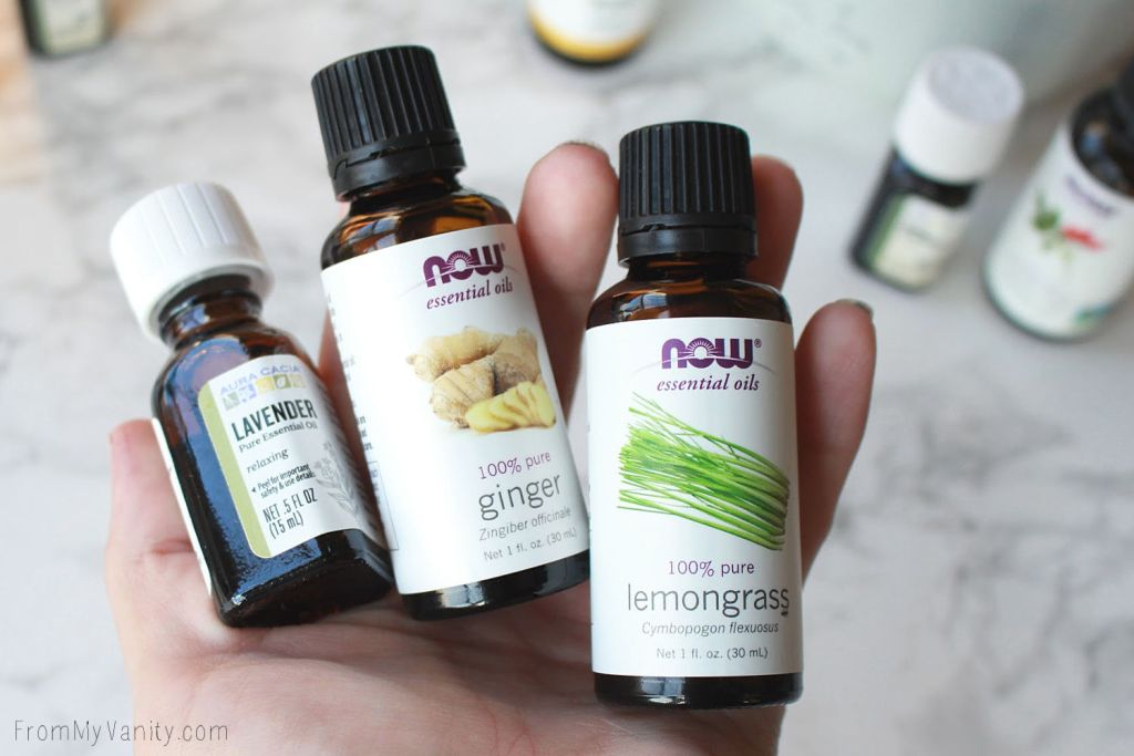 5 Easy Ways to Add Essential Oils Into Your Life with iHerb | Beginner's Guide | Help with Nausea