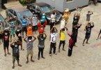 EFCC Arrests 34 Yahoo Boys In Ibadan, Lagos