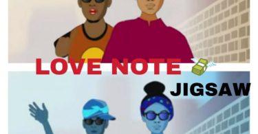 DJ AB – Love Note Ft. Jigsaw