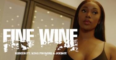 VIDEO: R2Bees – Fine Wine Ft. King Promise, Joeboy
