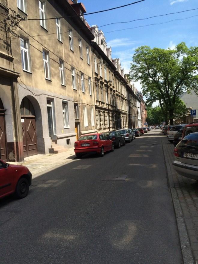 Wernickestrasse, Gleiwitz