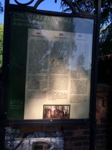 Pszczyna Jewish cemetery
