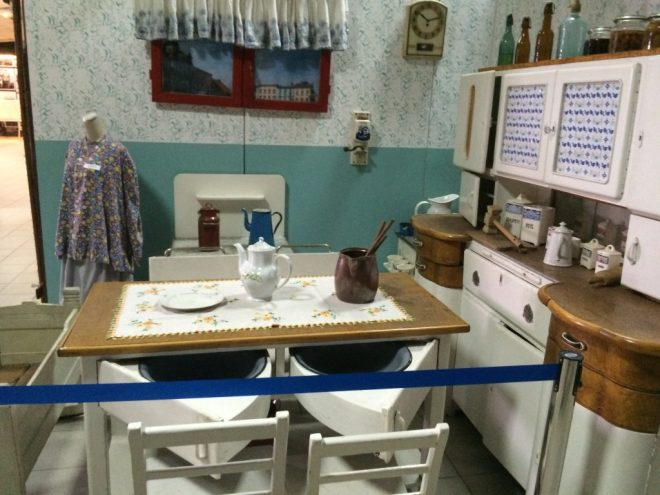 The City Museum of Mysłowice: a typical Silesian kitchen of the era