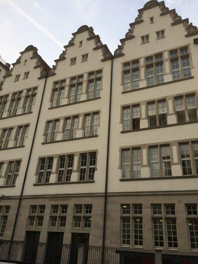 Philanthropin school, Frankfurt, 2017