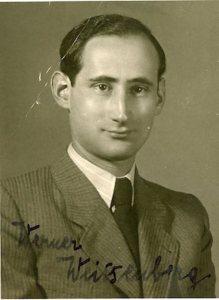WW passport photo 1930s
