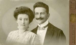 Else and Leopold Weissenberg