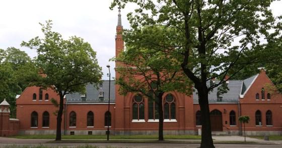 Jewish memorial museum, Gliwice