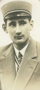 Werner Weissenberg, University of Breslau, 1930s