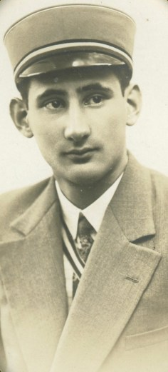Werner Weissenberg - University of Breslau, 1930-1936
