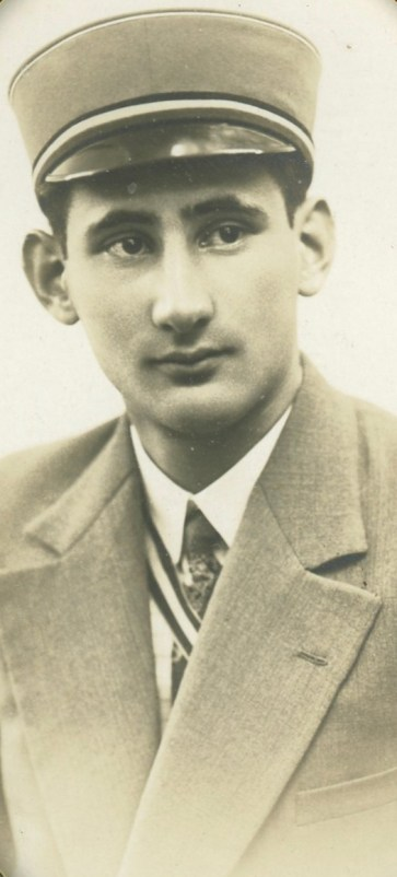 Werner Weissenberg, university of Breslau, 1930-1936