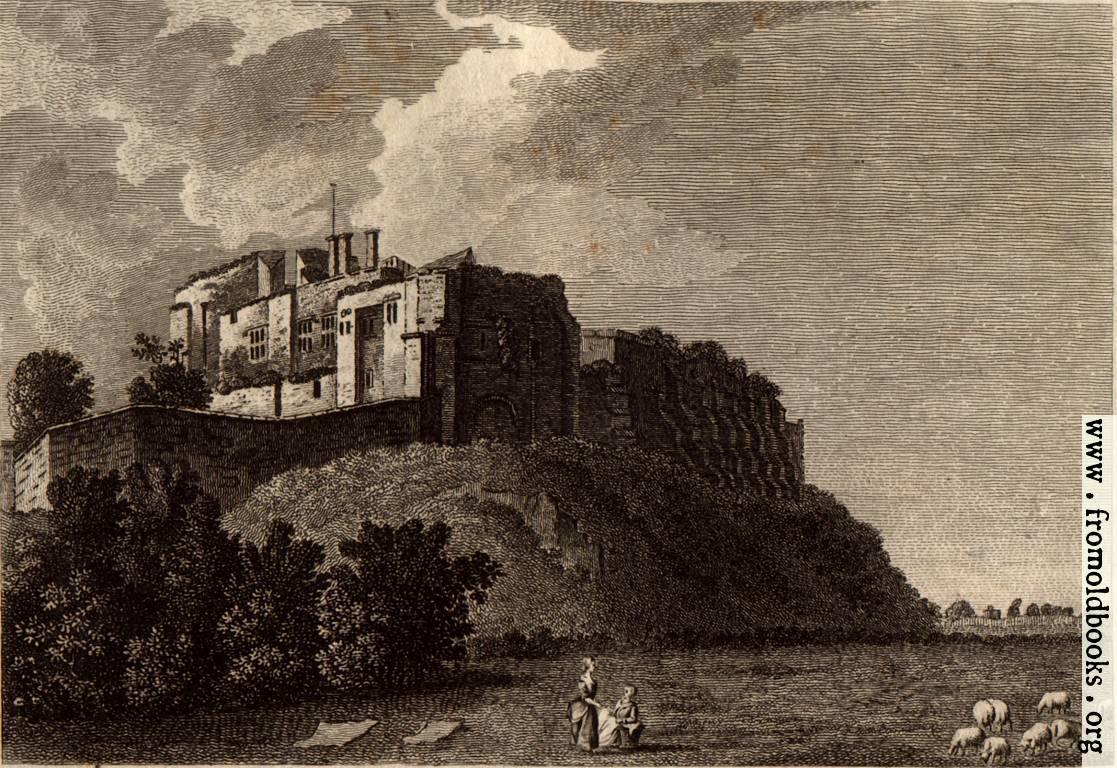 carlisle castle cumberland