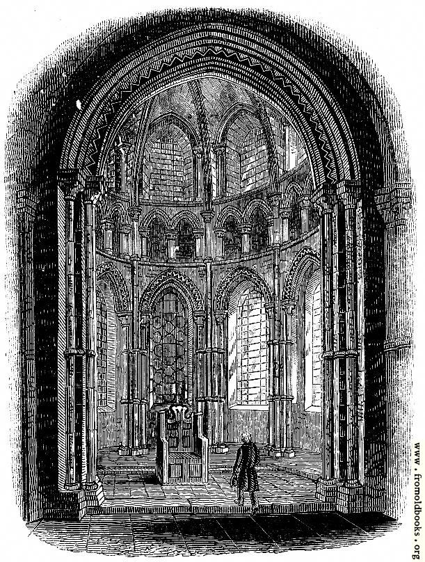 567Chapel In Canterbury Cathedral