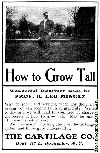 How to Grow Tall