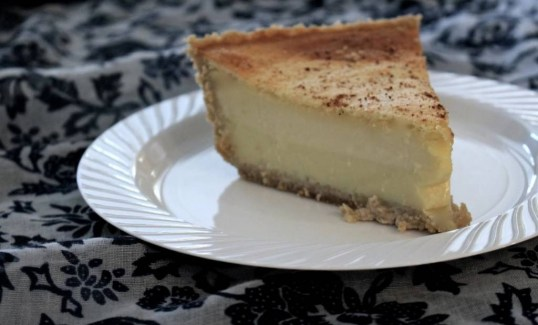 old fashioned pie