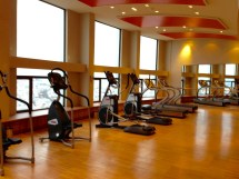Fitness Center Hyatt Regency Paris Etoile