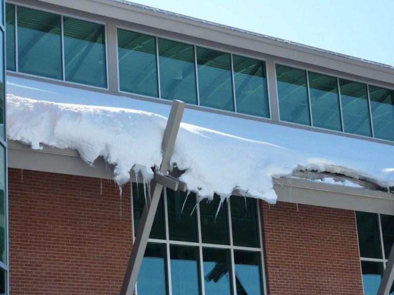 Snow Retention System Design Elements