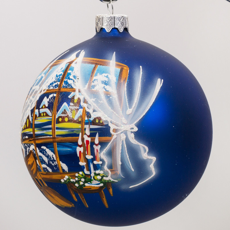 Northern Lights Christmas Ornaments