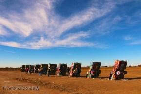 Cadillac ranch 10