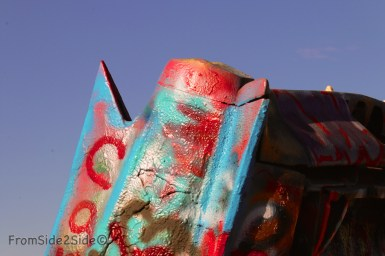 Cadillac ranch 13