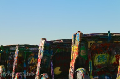 Cadillac ranch 14