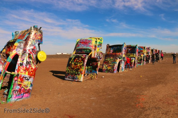 Cadillac ranch 15