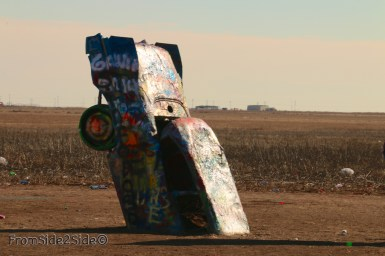Cadillac ranch 22