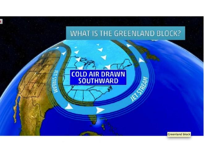 situation de mercredi - crédit photo : http://www.weather.com/