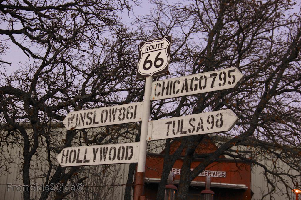 Route 66 - roadtrip