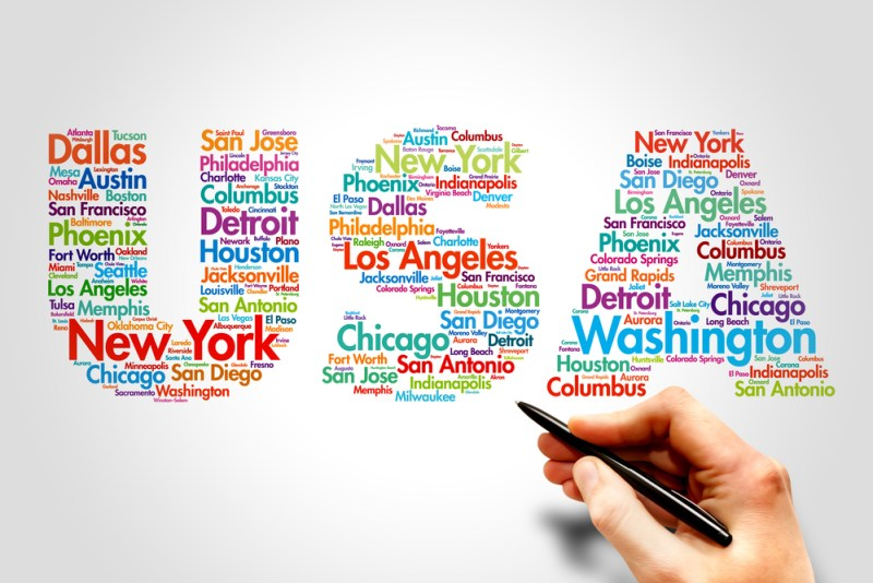 USA chez Shutterstock