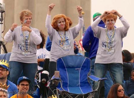 Royals parade 24