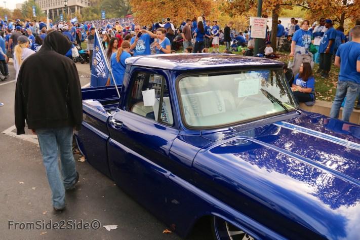 Royals parade 50
