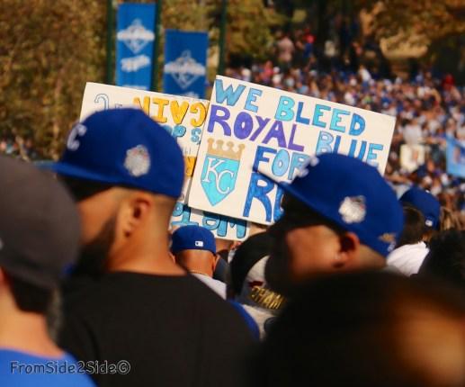 Royals parade 63