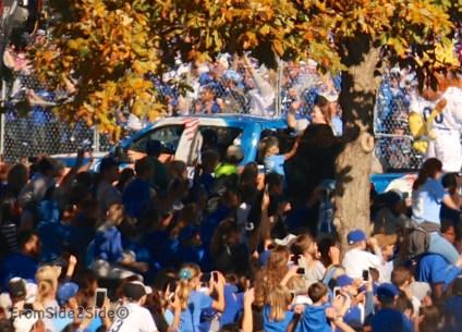 Royals parade 78
