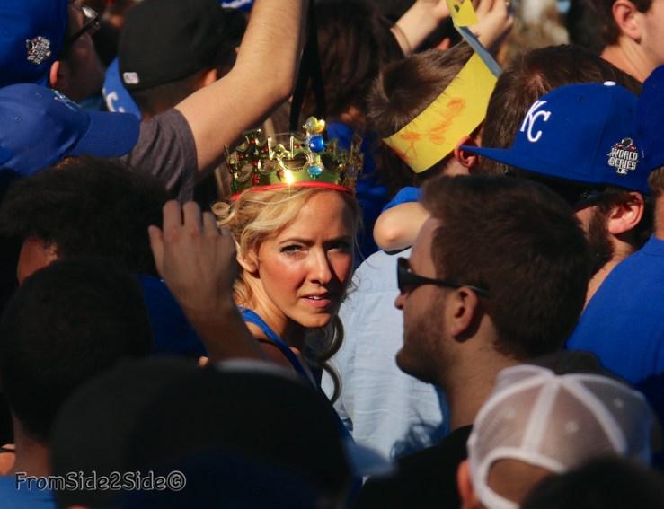 Royals parade 95