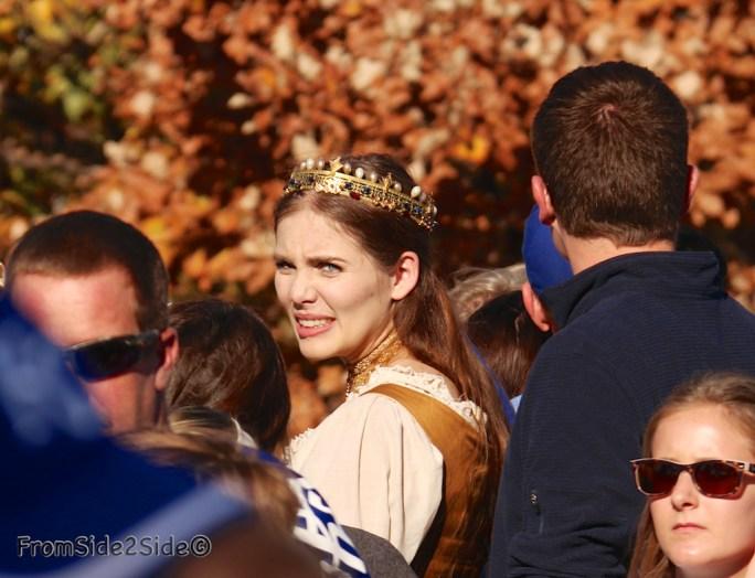 Royals parade 96
