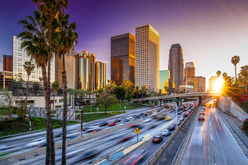 Los Angeles - Shuterstock