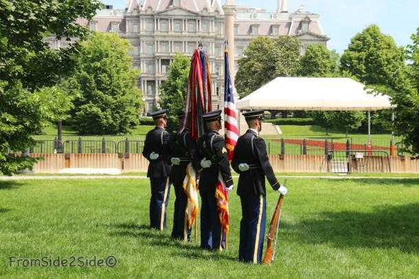 Memorial Day Washington 2