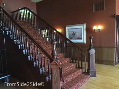 escalier Grand Union