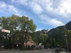 Aspen en été