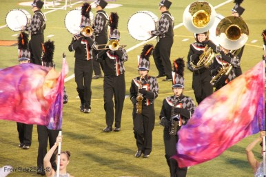 marching band - independence 4
