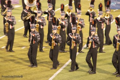 marching band - independence 8