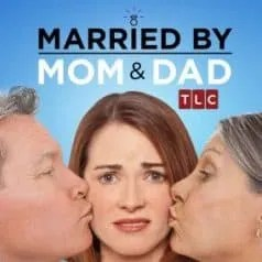 TLC show Married by Mom & Dad banner