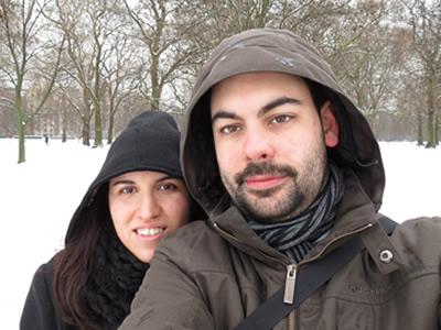 Alba Jiménez & Jesús Iglesias - Españoles en Londres