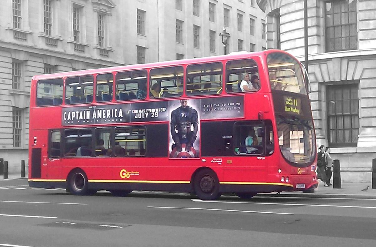 El bus de londres mucho m s que una alternativa al metro - Ofertas de empleo londres ...