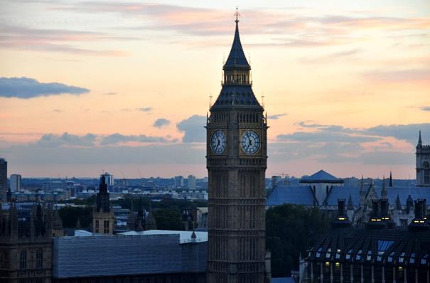Big Ben view