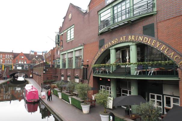 Canales de Birmingham
