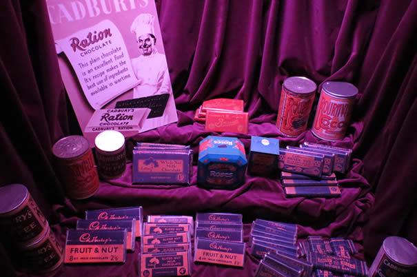 Publicidad y envoltorios antiguos - Cadbury