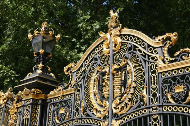 Canada Gate en Green Park
