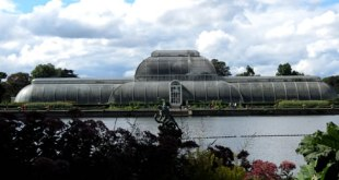 Palm House en Kew Gardens