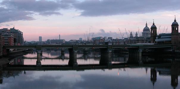 Blackfriars Bridge - London